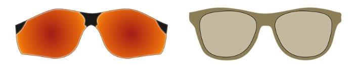 Brown vs Gray Polarized Lenses