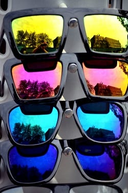 Fishing Sunglasses color Lenses Guide